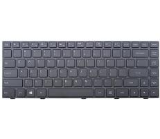 Lenovo Tastatura laptop Lenovo IdeaPad 100-14IBD, 100S-14IBR, Layout US, cu rama, standard