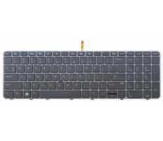 HP Tastatura HP EliteBook 755 G3 755 G4 850 G3, ZBook 15u G3 iluminata US