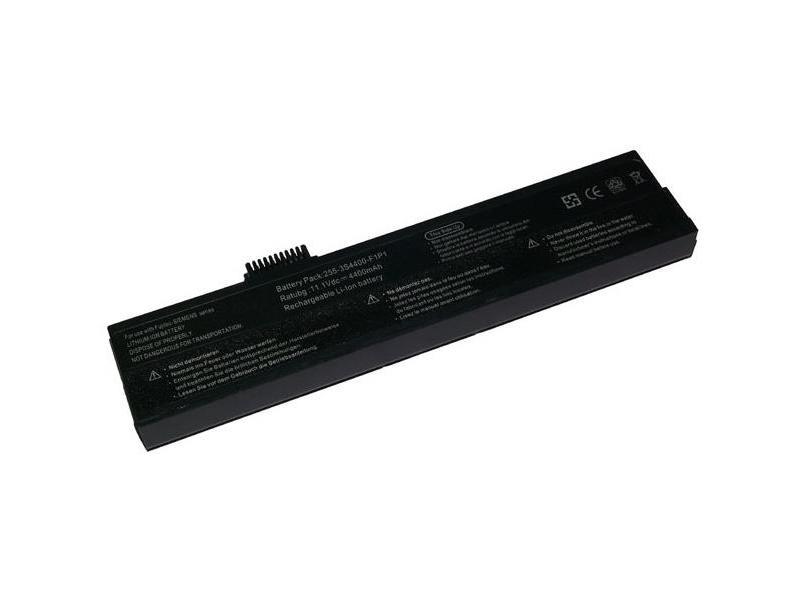 Mentor Baterie laptop Fujitsu Amilo A1640, A1645, A7640 Amilo Pro V2020 Li-Ion 6 celule 10.8V 4400mAh
