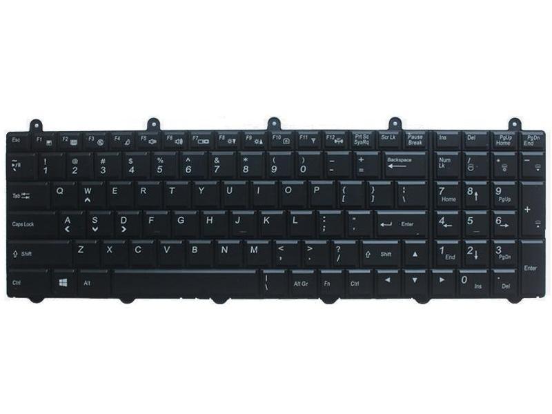 Clevo Tastatura Clevo P157SM P157SMA P177SM P177SMA iluminata US