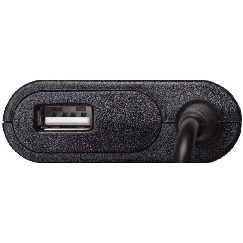 Mentor Incarcator auto laptop Toshiba 19V 3.42A 65W cu port USB 5V 2A
