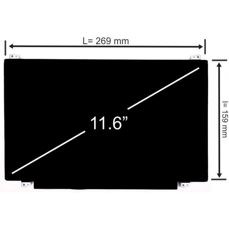 InnoLux Display laptop InnoLux N116BGE-E32
