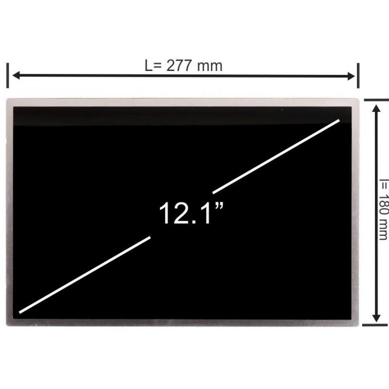 Che Mei Display Che Mei N121IB-L05 12.1 1280x800 (WXGA) LED Grad A+