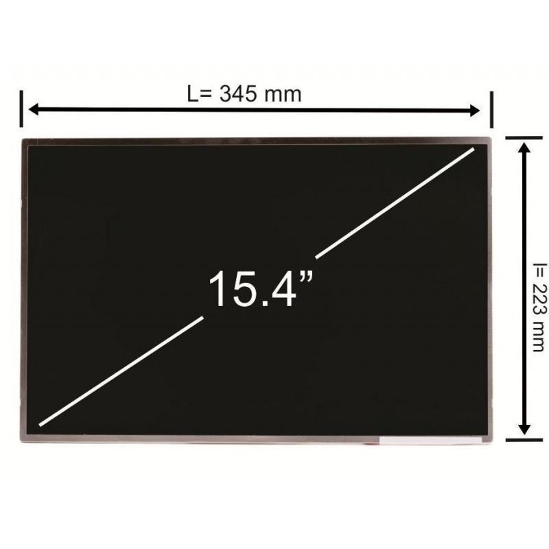 Che Mei Display Chi Mei N154Z3-L01 C.1 15.4 HD+ 1680x1050 (WSXGA+) 1CCFL Grad A+