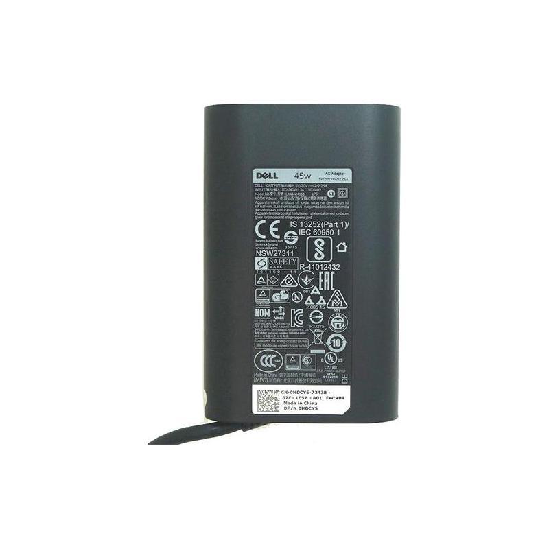 Dell Incarcator laptop Dell 20V 2.25A 45W cu mufa USB Type-C