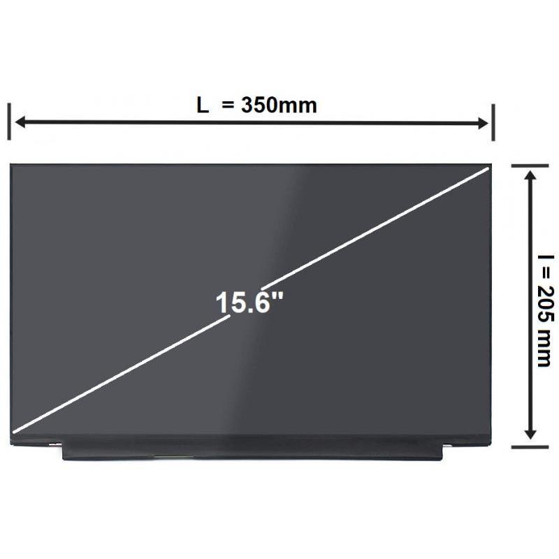 Lenovo Display laptop Lenovo 15.6 Full-HD 1920x1080 LED Slim 30 pini dreapta jos
